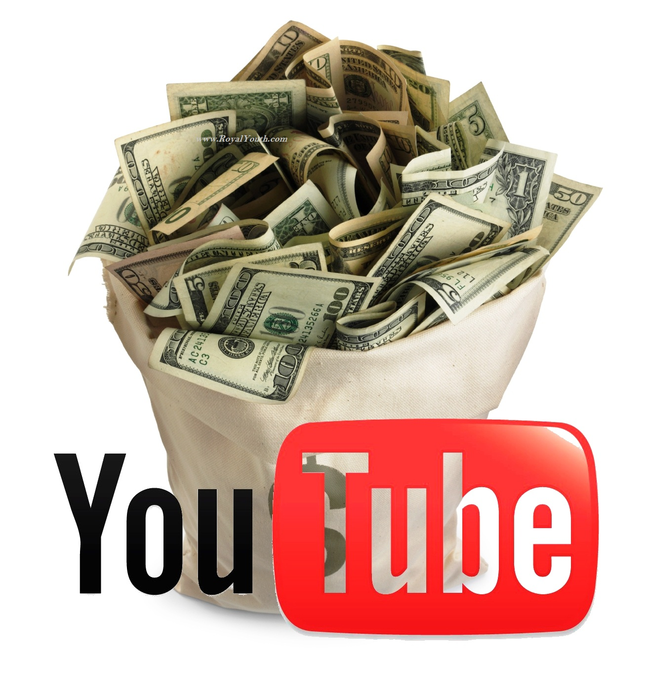 YouTube pay-per-view service