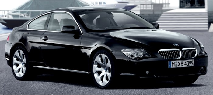 top 5 BMW Cars- BMW 6-Series