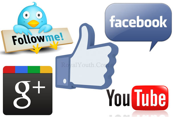 Get More Facebook Likes and Twitter Followers
