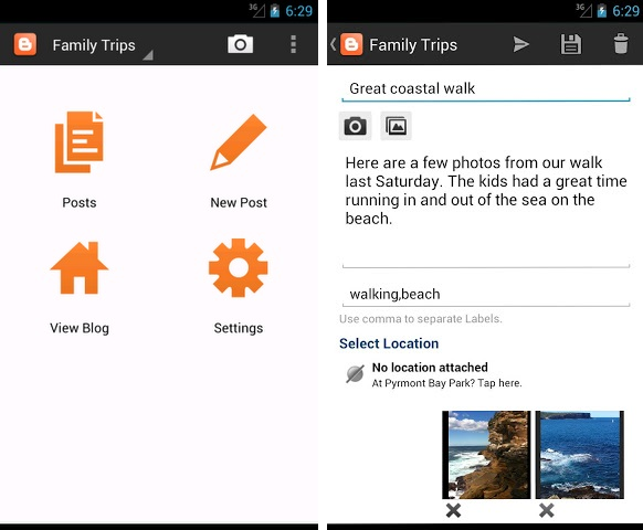 BlogPost- Cool Android Apps