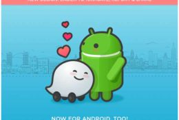 Waze for Android Traffic-and Navigation App