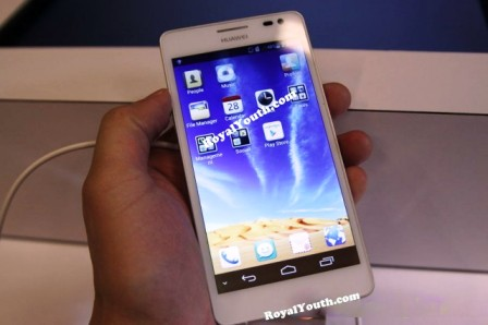 Huawei Ascend P2 Specifications, Features & Release Date ...