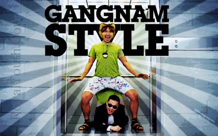 Gangnam Style Indian Version