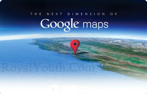 cool things to do with Google Maps