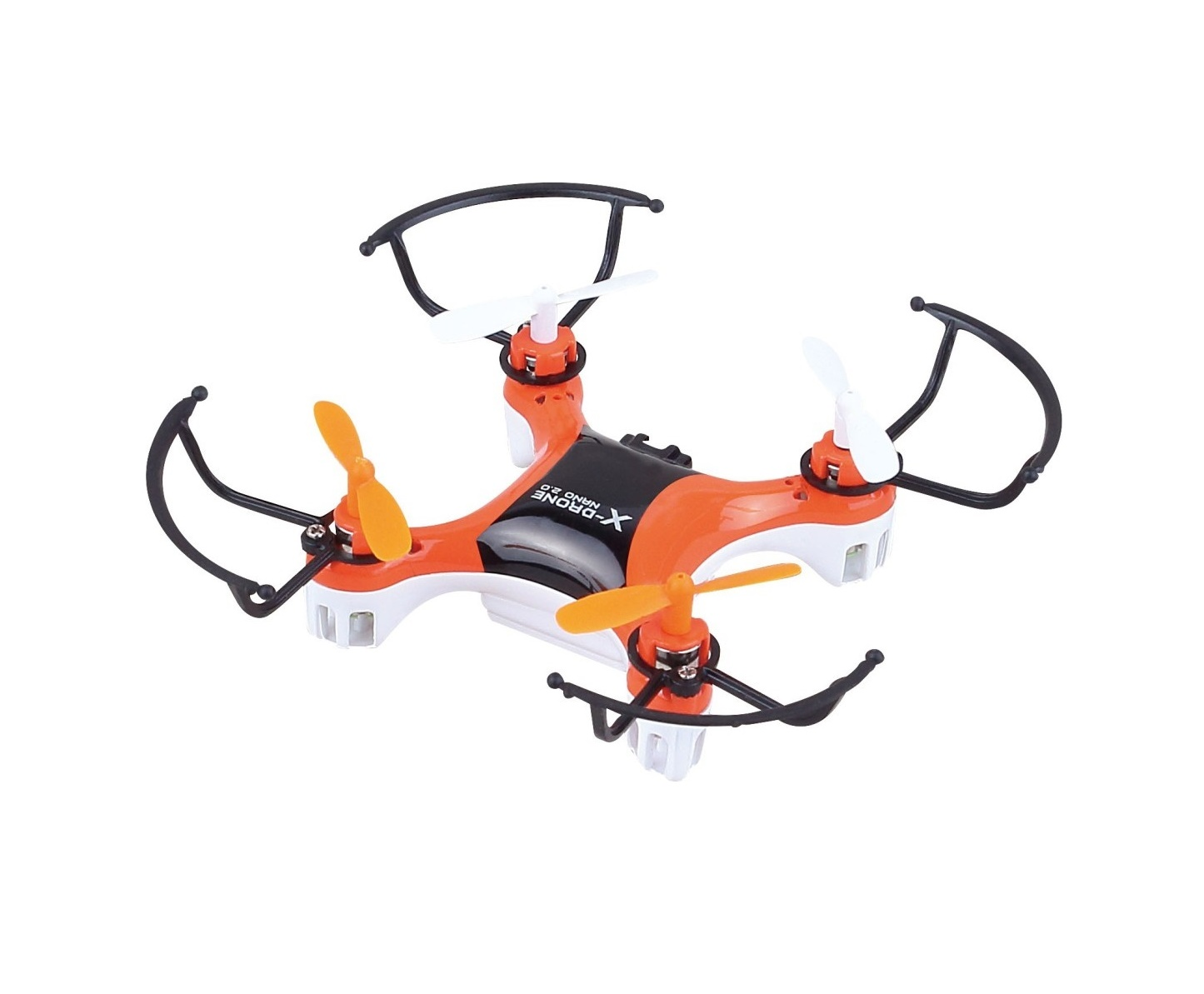 The Flyers Bay Nano Quadcopter With 360 Degree Axis Gyro Stabilization
