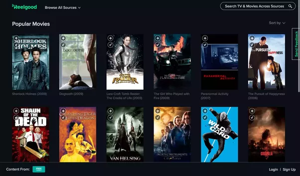 Top 10 Free Movie Download Sites