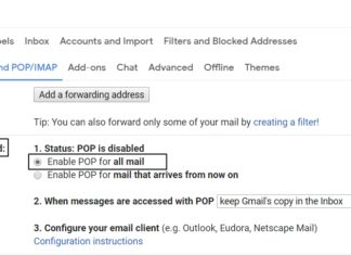 How to Move or Copy Mail from One Gmail to Another Account