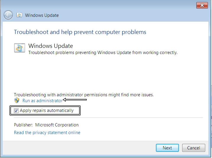 How to Fix Windows Update Stuck Issue