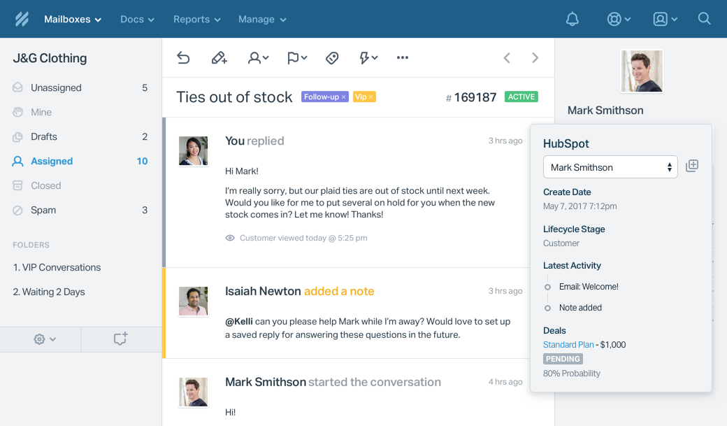Best CRM Software of 2018