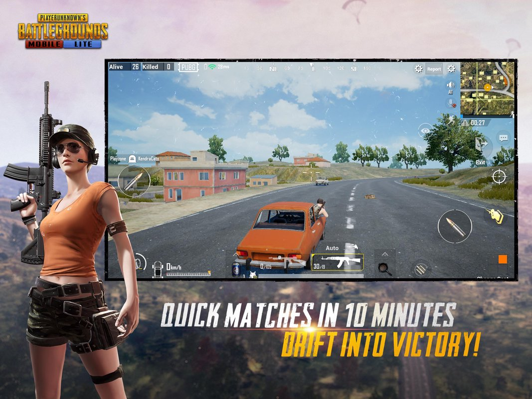 PUBG Mobile LITE For Android Launched
