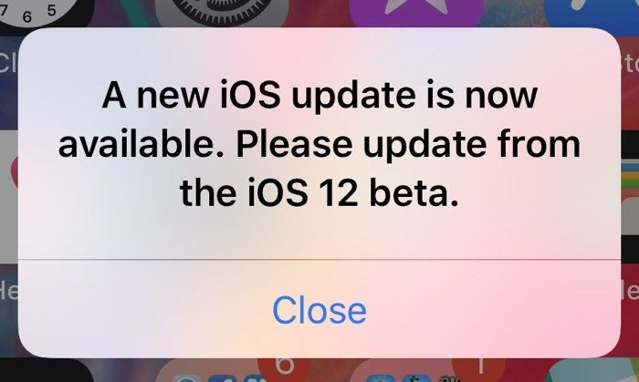 Update Your Apple iPhone or iPad to iOS 12